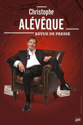 image de Christophe ALEVEQUE : REVUE DE PRESSE